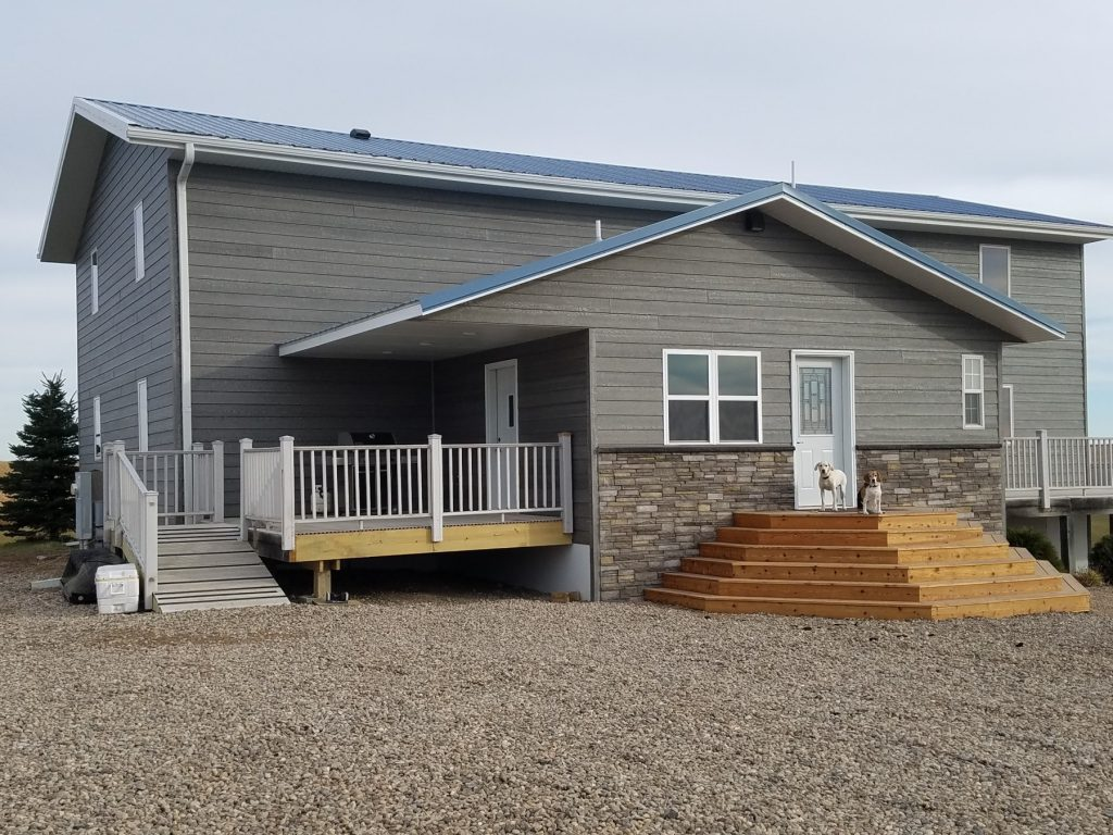 Hunting & Fishing Lodge in South Dakota - Oahe Wings & Walleye